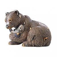 Фигурка De Rosa Rinconada Emerald Медведь Гризли Dr1023-87 коричневый