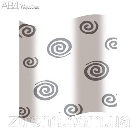 Шторка для ванной спираль AWD02100127