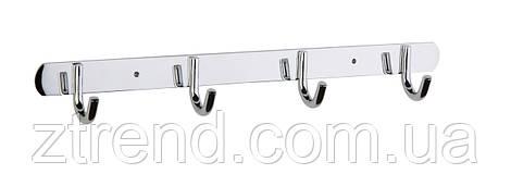 Вешалка настенная на 4 крючка AWD02210372