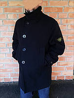 STONE ISLAND куртка пальто шерстяное ОРИГИНАЛ (L)