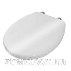 Крышка для унитаза белая с микролифтом Calypso AWD02181061