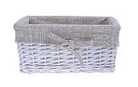 Корзина для белья плетеная Vera M AWD02241216