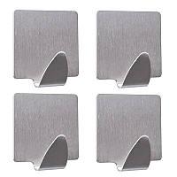 Набор квадратных вешалок на липучке 4шт AWD02091329