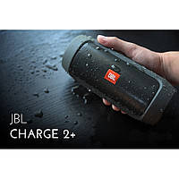 Беспроводная портативная Bluetooth колонка JBL Charge 2 Plus, фото 1