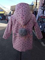 Детское пальтишко для девочки