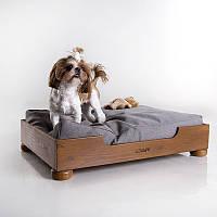 Dog Calipso Brown  - Калипсо (деревянная кроватка для собак)