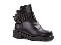 Демисезонная обувь. Детские полу сапожки для девочек оптом от фирмы Paliament B1715 (8 пар, 26-31)