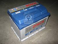 Аккумулятор 60Ah-12v BOSCH (S4004) (242x175x175),R,EN540