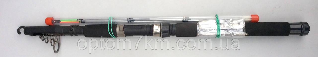Спиннинг фидерный Combat telefeeder 3m. 40-80g