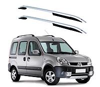 Рейлинги Renault Kangoo 2008-2017 CROWN