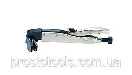 Зажим с фиксатором для кузовных работ (с профилем дуга) Force 67906 F