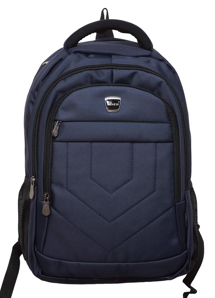 Стильный городской рюкзак 8233 blue
