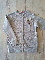 Детская кофта для девочки 10574 Турция школьная форма