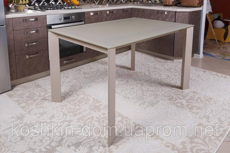 Стол обеденный Bristol B капуччино, графит, мокко 130(200)*85*75h мм