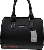 Женская сумка с лаковой отделкой, фото 1
