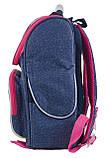 Рюкзак школьный H-11 Oxford blue, фото 3