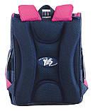 Рюкзак школьный H-11 Oxford blue, фото 4