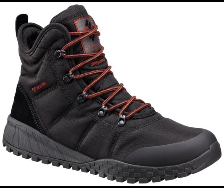 0ceefbdc1e33 Кроссовки Columbia Fairbanks Omni-Heat Boot BM2806-010 (Оригинал) -