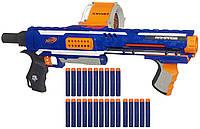 NERF NStrike Elite Rampage Sonic Ice Series Blaster  Нерф Элит Буйство