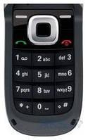 Клавиатура (кнопки) Nokia 2760 Black