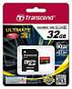 Карта памяти Transcend 32GB microSDHC Ultimate Class 10 UHS-1 R90MB/s (TS32GUSDHC10U1)