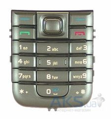 Клавиатура (кнопки) Nokia 6233 Grey