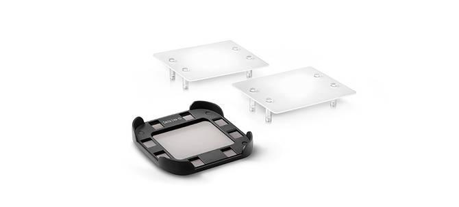 Поляризационный фильтр и дифузор для Smile Lite MDP