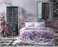 TAC евро комплект постельного белья сатин Vincent fush