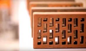 Процесс производства керамического облицовочного кирпича