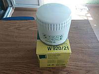 Фильтр масляный ваз 2121-2123 Mann