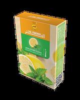 Табак, заправка для кальяна Al Fakher лимон - мята 50 грамм