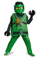 Карнавальный костюм Лего Ниндзяго Ллойд Disguise Ninjago LEGO, фото 1