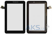 Сенсорная панель (Touch Screen) Lenovo IdeaTab A2107A, IdeaTab A2207A, LePad A2207 Black