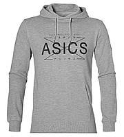 Толстовка с капюшоном Asics Graphic Hoody Код 141090 0714