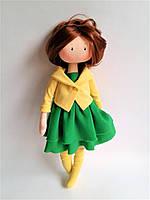 Текстильная кукла ручной работы Авторские куклы ручной работы Кукла Лиза ручной работы