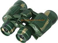 Бинокль 8-32х40 Bresser камуфляж