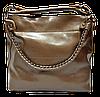 Женская сумка из натуральной кожи цвета хаки BBN-085344