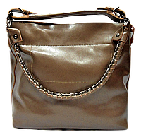 Женская сумка из натуральной кожи цвета хаки BBN-085344, фото 1