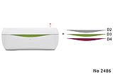 Цветочный горшок с системой орошения Parabole 520, фото 2