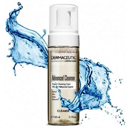 Dermaceutic Очищающая пенка Advanced Cleanser, 150 мл