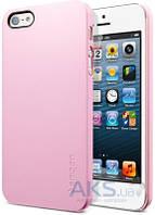 Чехол SGP Case Ultra Thin Air Series Sherbet Apple iPhone 5, Apple iPhone 5S, Apple iPhone 5SE Pink (SGP09506)