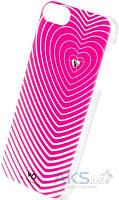 Чехол White Diamonds Heartbeat Pink Apple iPhone 5, Apple iPhone 5S, Apple iPhone 5SE (1210HBT41)