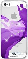 Чехол White Diamonds Liquids Pink Apple iPhone 5, Apple iPhone 5S, Apple iPhone 5SE (1210LIQ55)