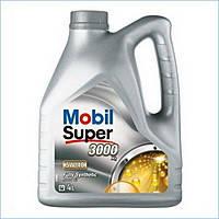 Моторное синтетическое масло Mobil Super 3000 5W-40 4L
