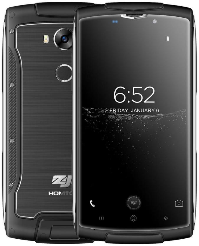 Homtom ZOJI Z7 2/16 Gb black IP68