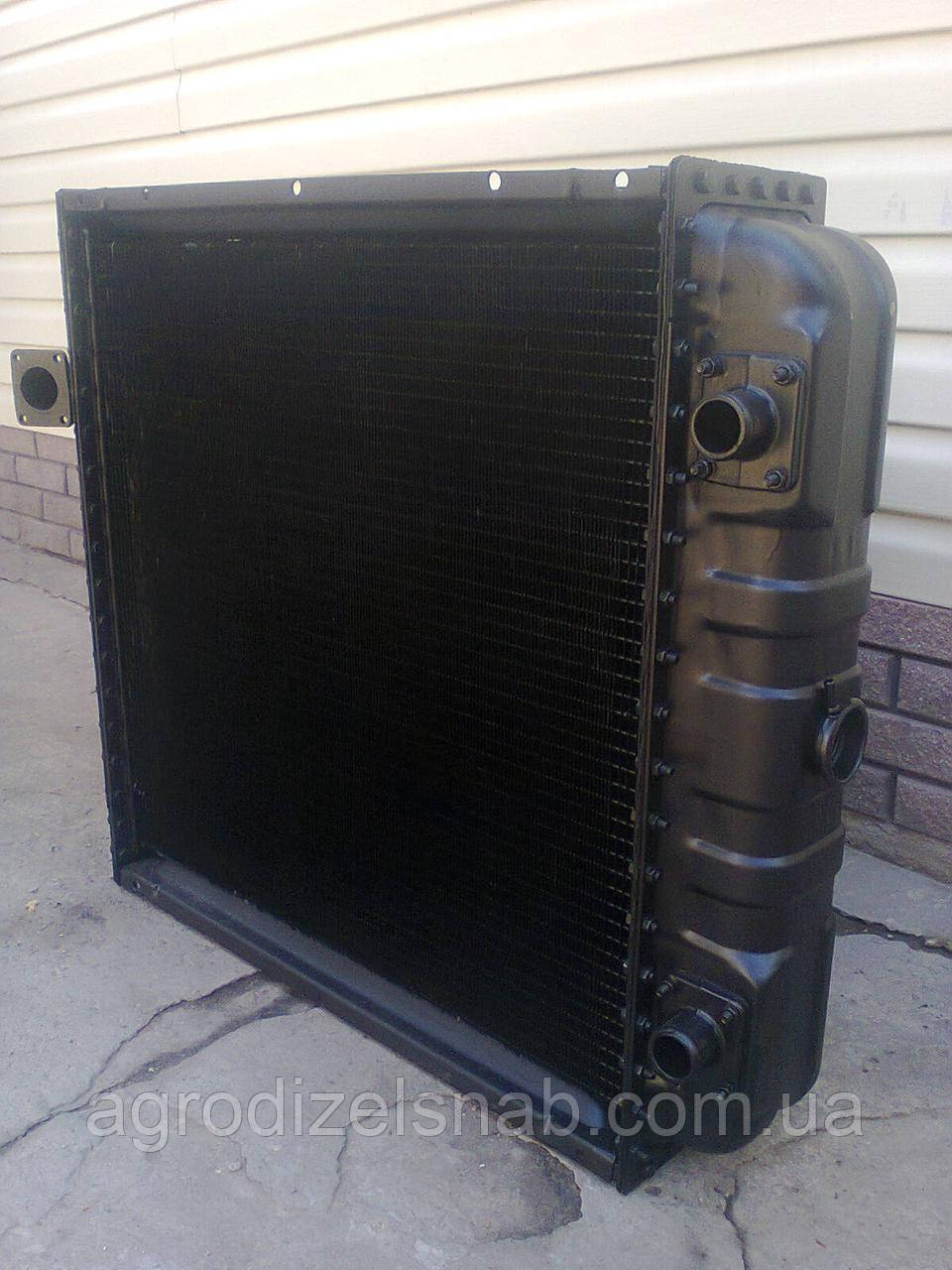 Радиатор водяного охлаждения комбайн ДОН-1500 (6-ти рядн.) 250У.13010-4 (пр-во г.Оренбург)