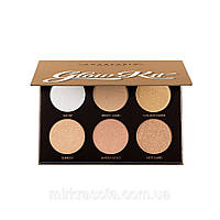 Хайлайтер-бронзатор Anastasia Beverly Hills Glow Kit ULTIMATE GLOW (BROWN 6 color)