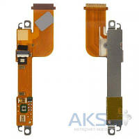 Шлейф для HTC EVO 3D G17 X515m c камером, динамиком, подсветкой дисплея и компонентами