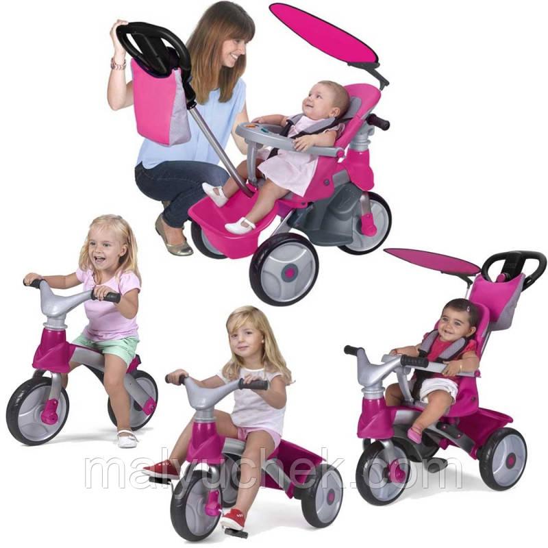 Детский велосипед 4 в 1 Feber Baby Trike Easy Evolution 20628