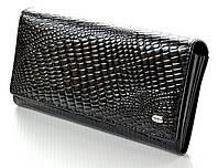 Женский кожаный кошелек ST New Премиум облегченный, фото 1